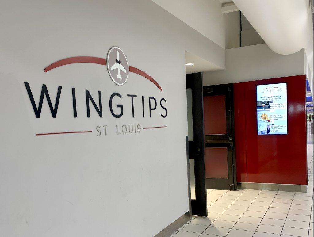 Wingtips Entrance STL
