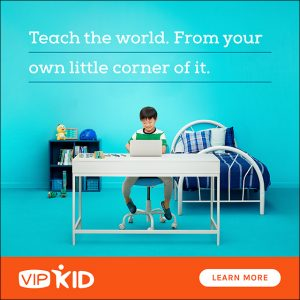 Diary of the Transient Girl VIPKid
