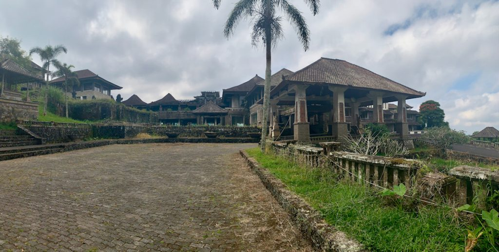 Ghost Palace Hotel, Bali, Indonesia