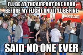 Airport Meme