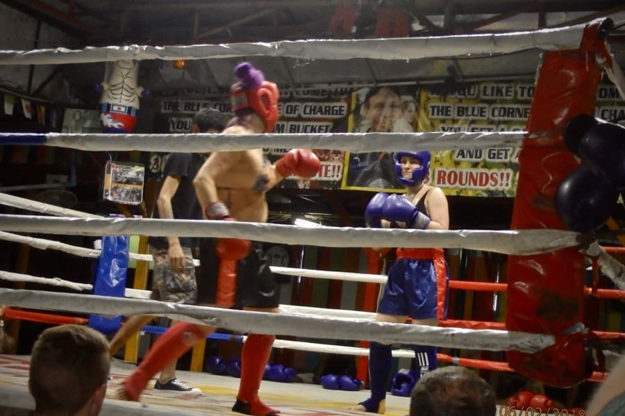 Muay Thai Fight Thailand