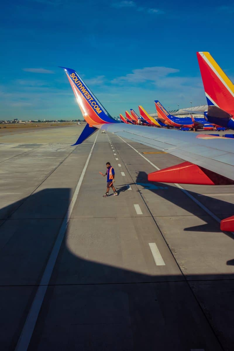 Using American Express Platinum card to fly Southwest